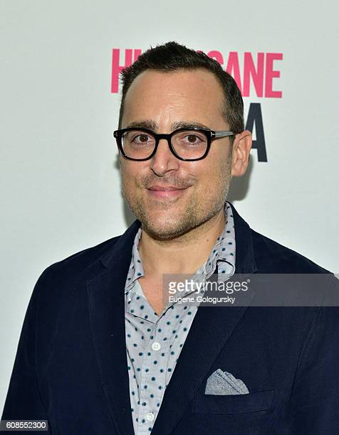 Paul Marcarelli attends the US Premiere Of HURRICANE BIANCA Starring Bianca Del Rio at DGA Theater on September 19 2016 in New York City