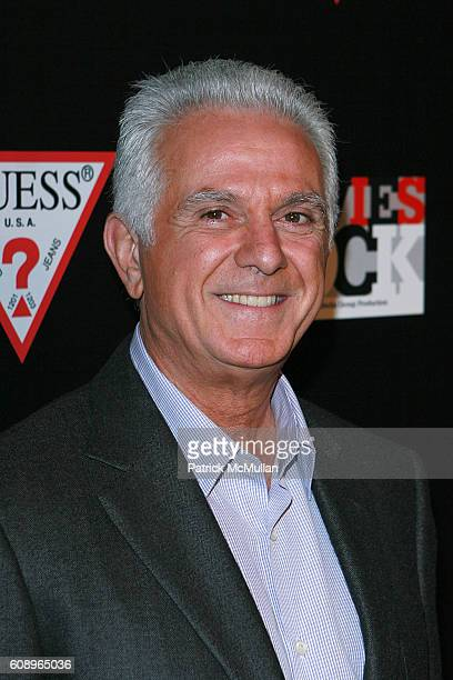 Paul Marciano attends Guess and Conde Nast Host Movies Rock Kick Off Arrivals at St Vibianas Cathedral on November 29 2007 in Los Angeles CA
