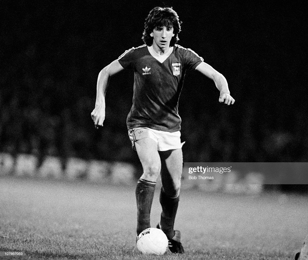Paul Mariner - Ipswich Town : News Photo