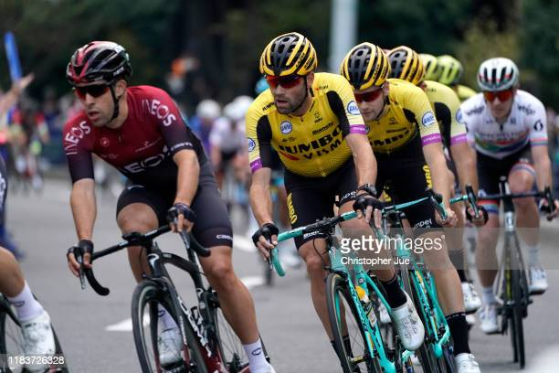 Paul Martens of Germany and Team Jumbo - Visma / during the 7th Tour de France Saitama Criterium 2019 / @LeTour / on October 27, 2019 in Saitama,...