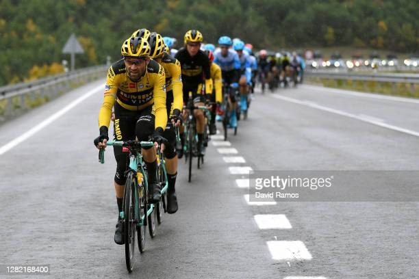 Paul Martens of Germany and Team Jumbo - Visma / Peloton / during the 75th Tour of Spain 2020 - Stage 6 a 146,4km stage from Biescas to Sallent de...