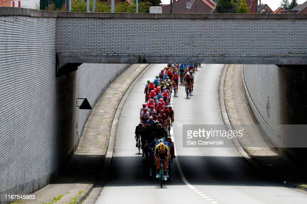 Paul Martens of Germany and Team Jumbo-Visma / Peloton / Tunnel / during the 15th Binck Bank Tour 2019, Stage 1 a 167,2km stage from Beveren to Hulst...