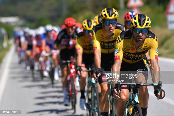 Paul Martens of Germany and Team Team Jumbo - Visma / during the 111st Milano - Sanremo 2020 a 305km race from Milano to Sanremo / #MilanoSanremo /...