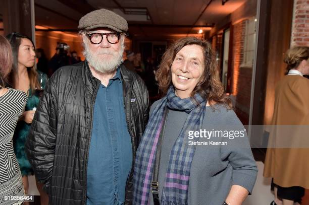 Paul McCarthy and Karen McCarthy attend Mr Chow 50 Years on February 16 2018 in Vernon California