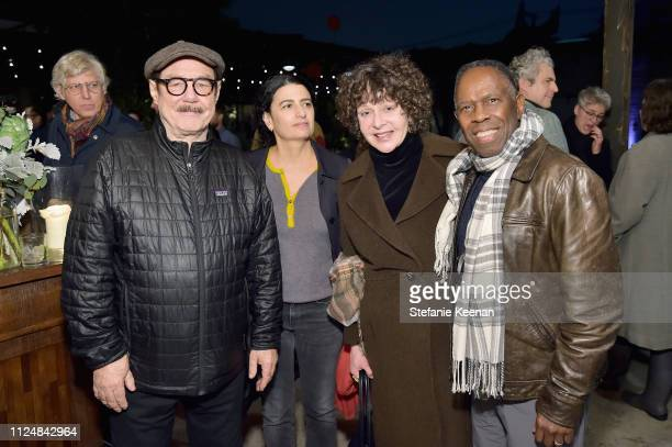 Paul McCarthy Rachel Khedoori Diana Thather and Charles Gains attend Hauser Wirth Los Angeles Opening of Annie Leibovitz and Piero Manzoni and...