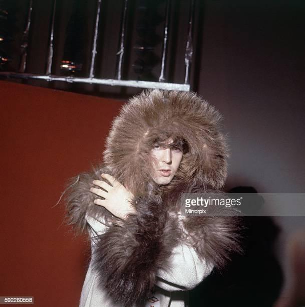 Paul McCartney at Christmas Show Hammersmith January 1965