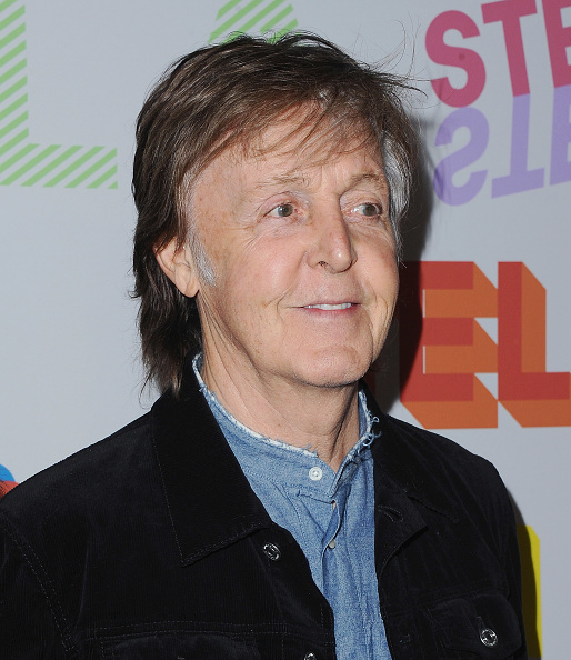 Image Result For Paul McCartney 2018