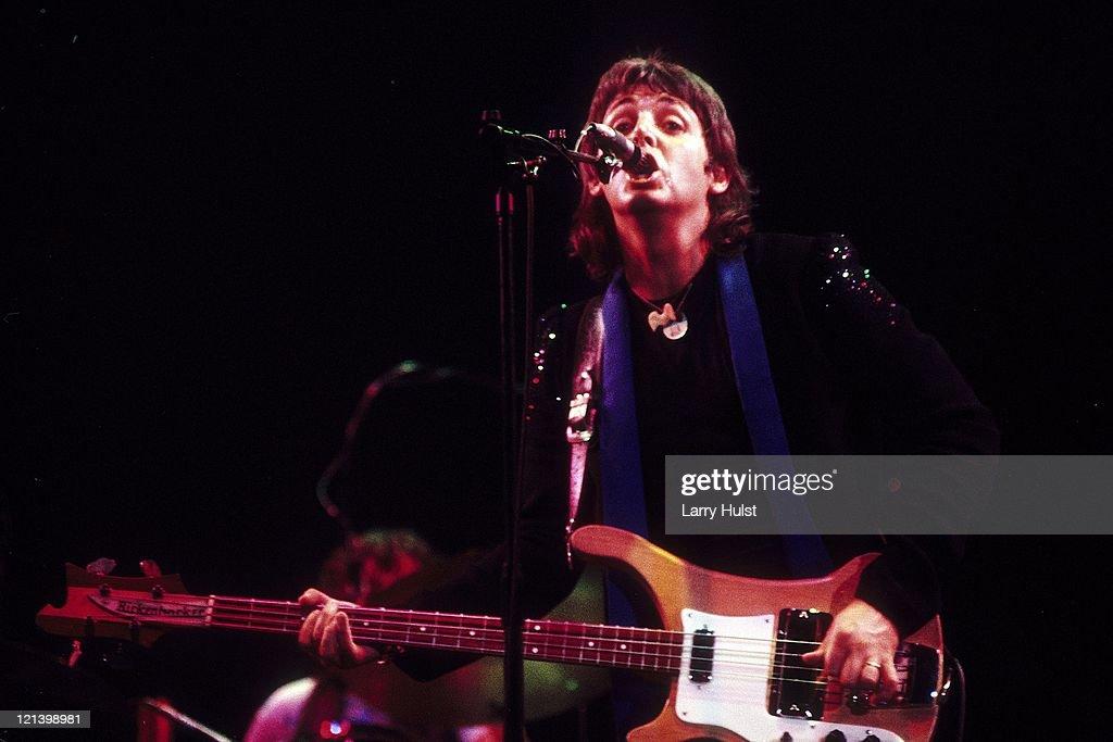 Paul McCartney live : News Photo