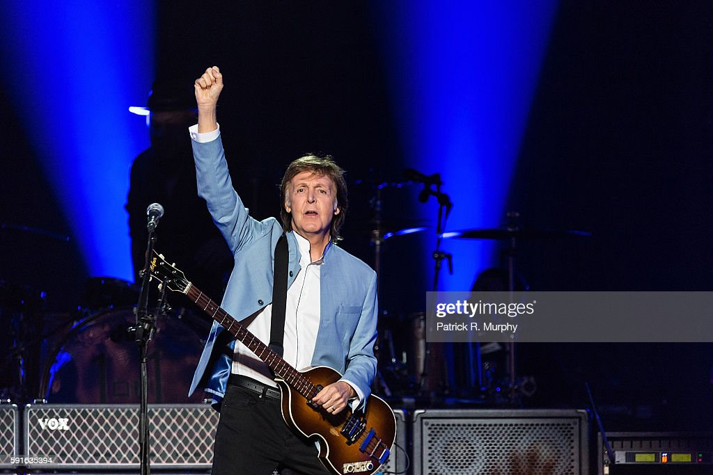 Paul McCartney In Concert - Cleveland, OH