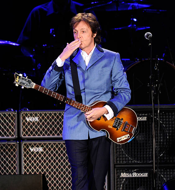 In Profile: Paul McCartney Solo Years Photos And Images