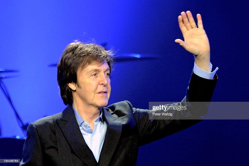 Paul McCartney Cologne Concert : Nachrichtenfoto