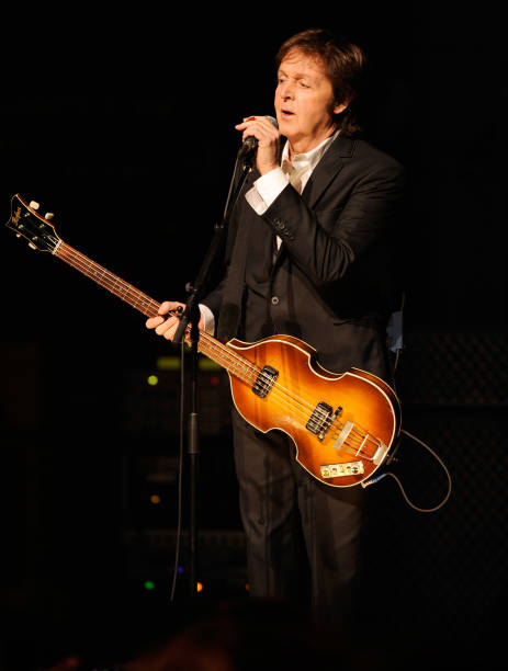 Paul McCartney Plays The World Famous Apollo Theater For First Time Celebrating 20 Million