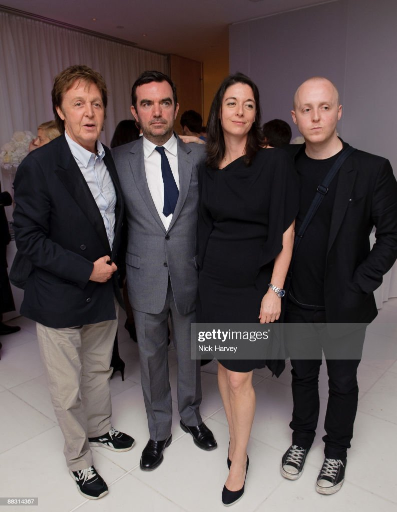 Simon Aboud - Book Launch Party - Inside : News Photo