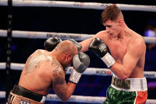 GBR: MTK Fight Night In Bolton
