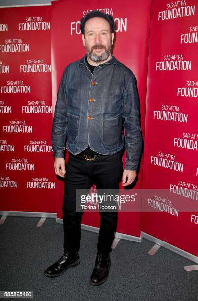Paul McGuigan attends SAGAFTRA Foundation's conversation and screening of 'Film Stars Don't Die In Liverpool' at SAGAFTRA Foundation Screening Room...