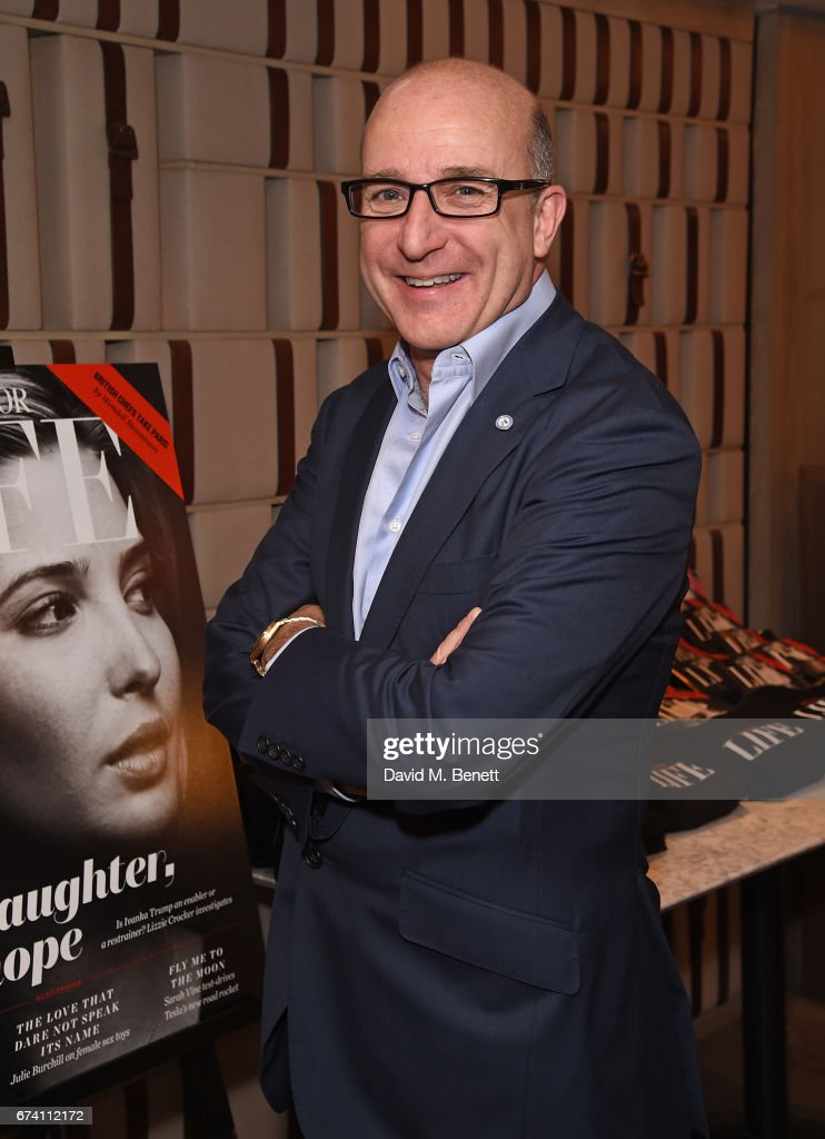 Paul McKenna attends the Spectator Life 5th Birthday Party at the Hari Hotel on April 27, 2017 in London, England.