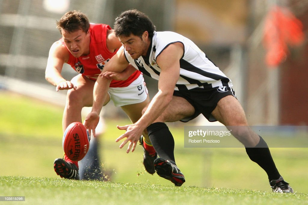 VFL Rd 18 - Collingwood v Gold Coast