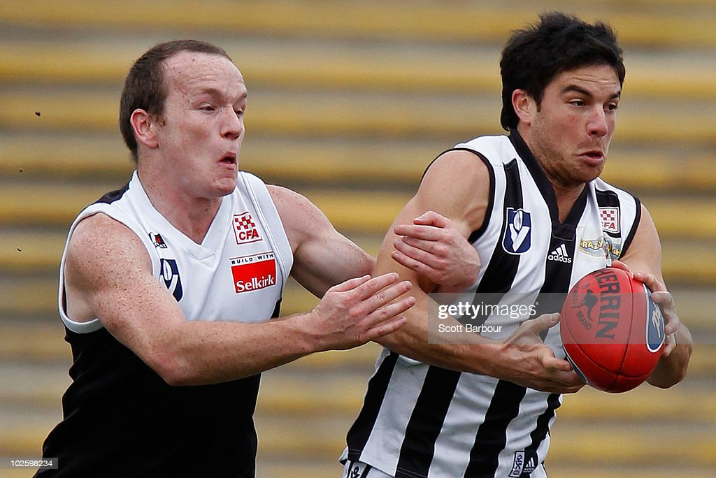 VFL Rd 11 - Collingwood v North Ballarat