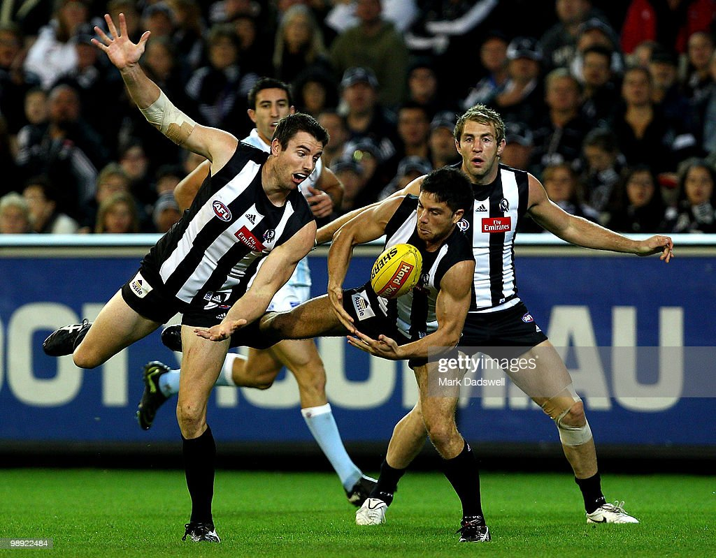 AFL Rd 7 - Magpies v Kangaroos