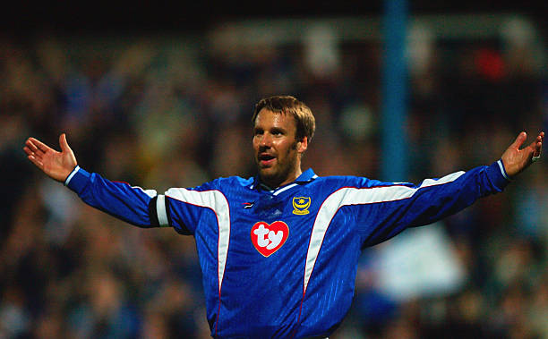 Paul Merson of Portsmouth