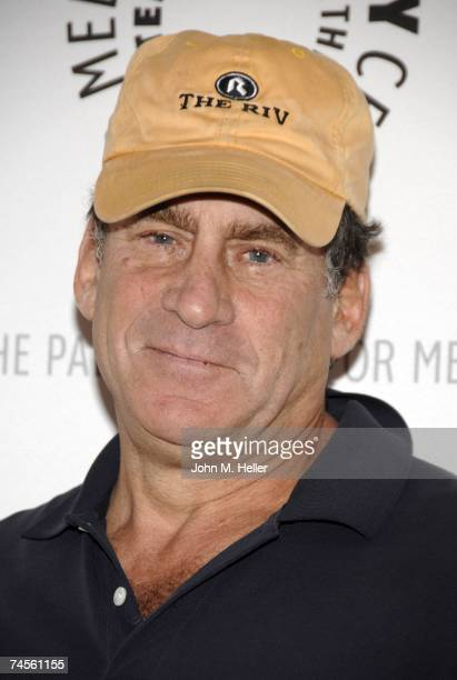 Paul Michael Glaser attends the Paley Center For Media's Fifth Annual Celebrity Golf Classic at Sherwood Country Club on June 11 2007 in Thousand...