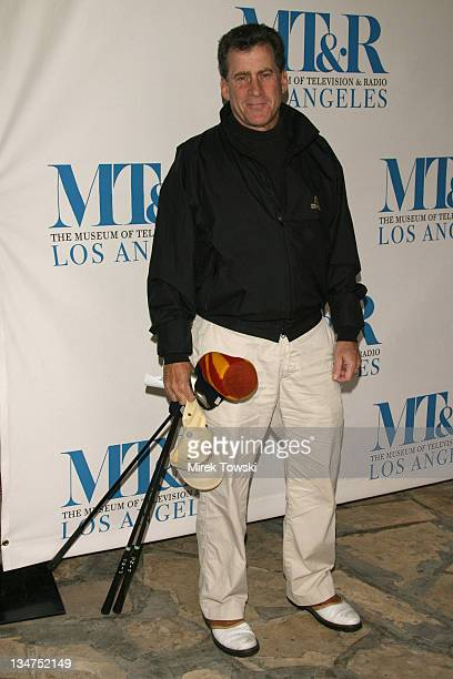 Paul Michael Glaser during Museum of TV Radio's Fourth Annual Celebrity Golf Classic at Riviera Country Club in Pacific Palisades California United...