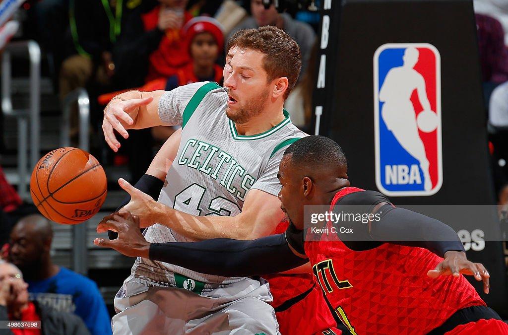 Boston Celtics v Atlanta Hawks