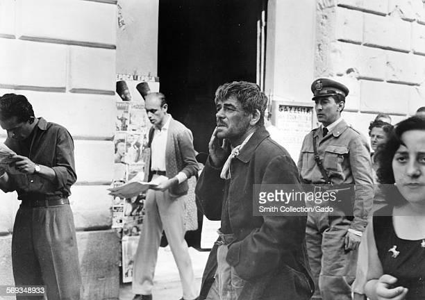 Paul Muni in Stranger on the Prowl 1952