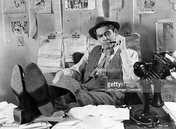Paul Muni stars in the 1934 motion picture Hi Nellie