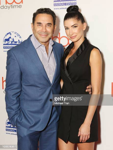 Paul Nassif and Brittany Pattakos attend the 2018 Daytime Hollywood Beauty Awards held on September 14 2018 in Hollywood California