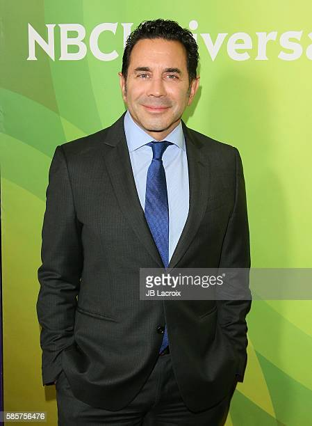 Paul Nassif attends the 2016 Summer TCA Tour NBCUniversal Press Tour on August 3 2016 in Beverly Hills California