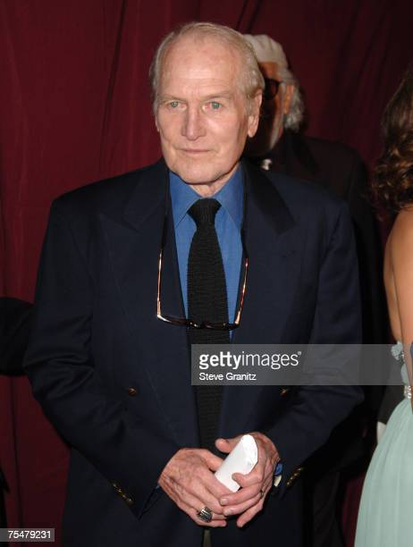 Paul Newman at the Kodak Theatre in Hollywood, California