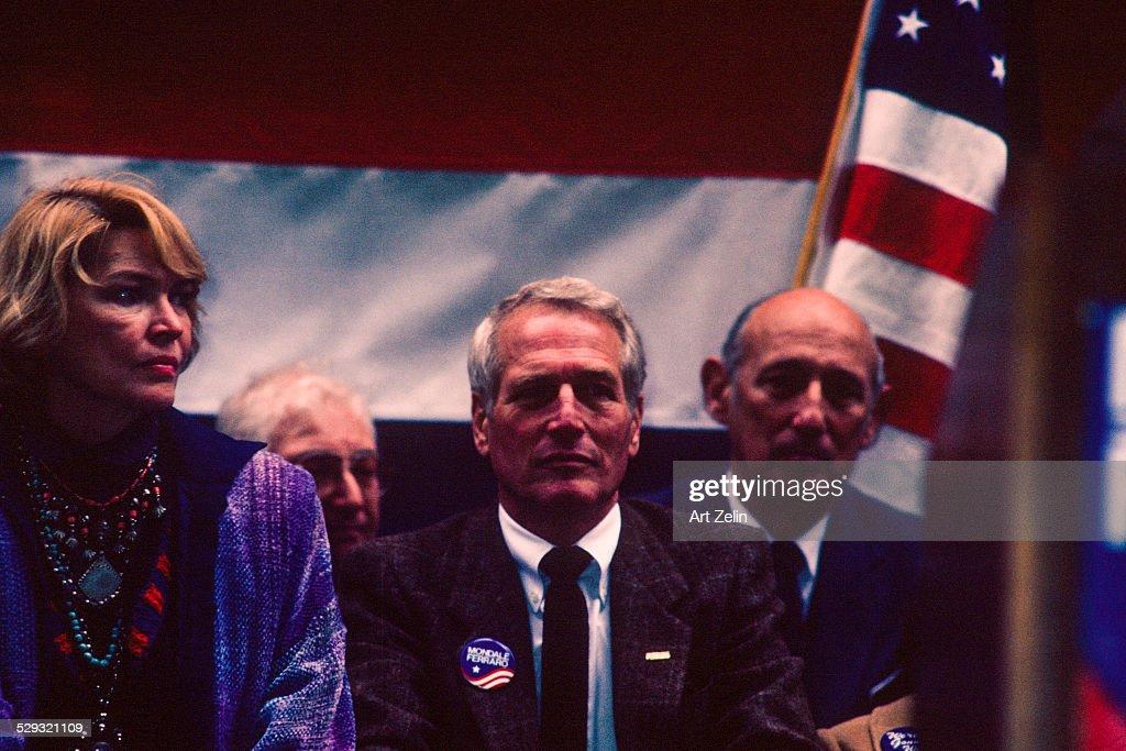 Paul Newman : News Photo