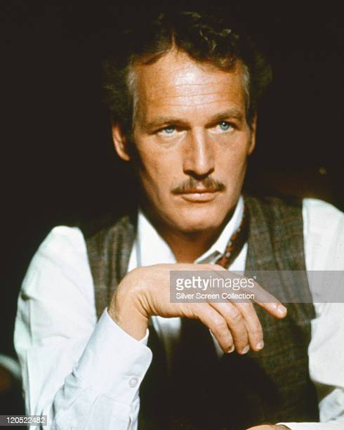 Paul Newman , US actor, in a publicity still issued for the film, 'The Sting', 1973. The crime comedy, directed by George Roy Hill , starred Newman...