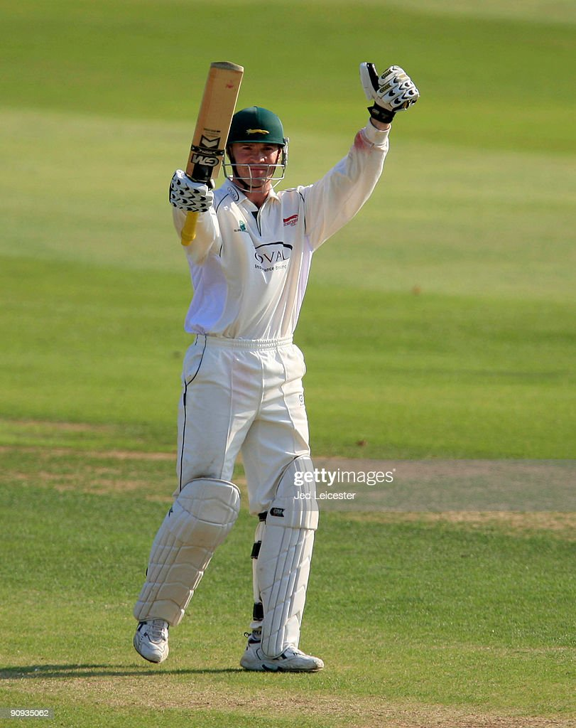 Kent V Leicestershire - LV County Championship Division Two
