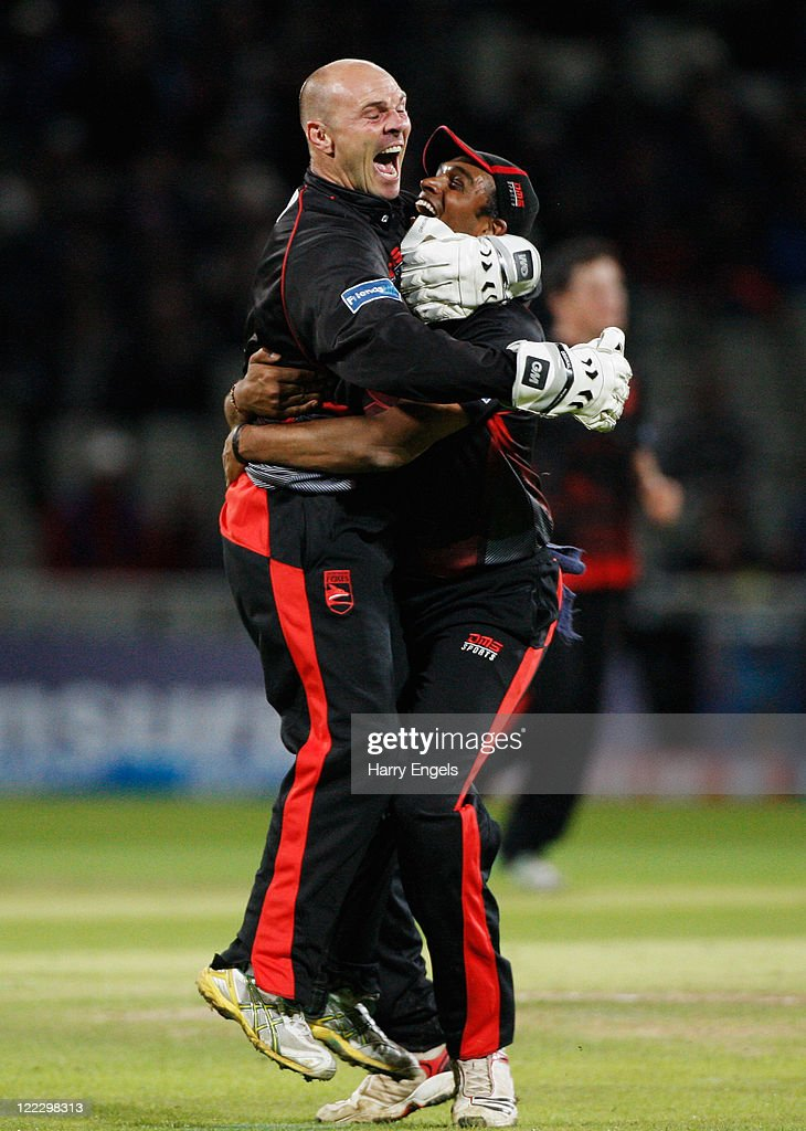 Somerset v Leicestershire - Friends Life T20 Final