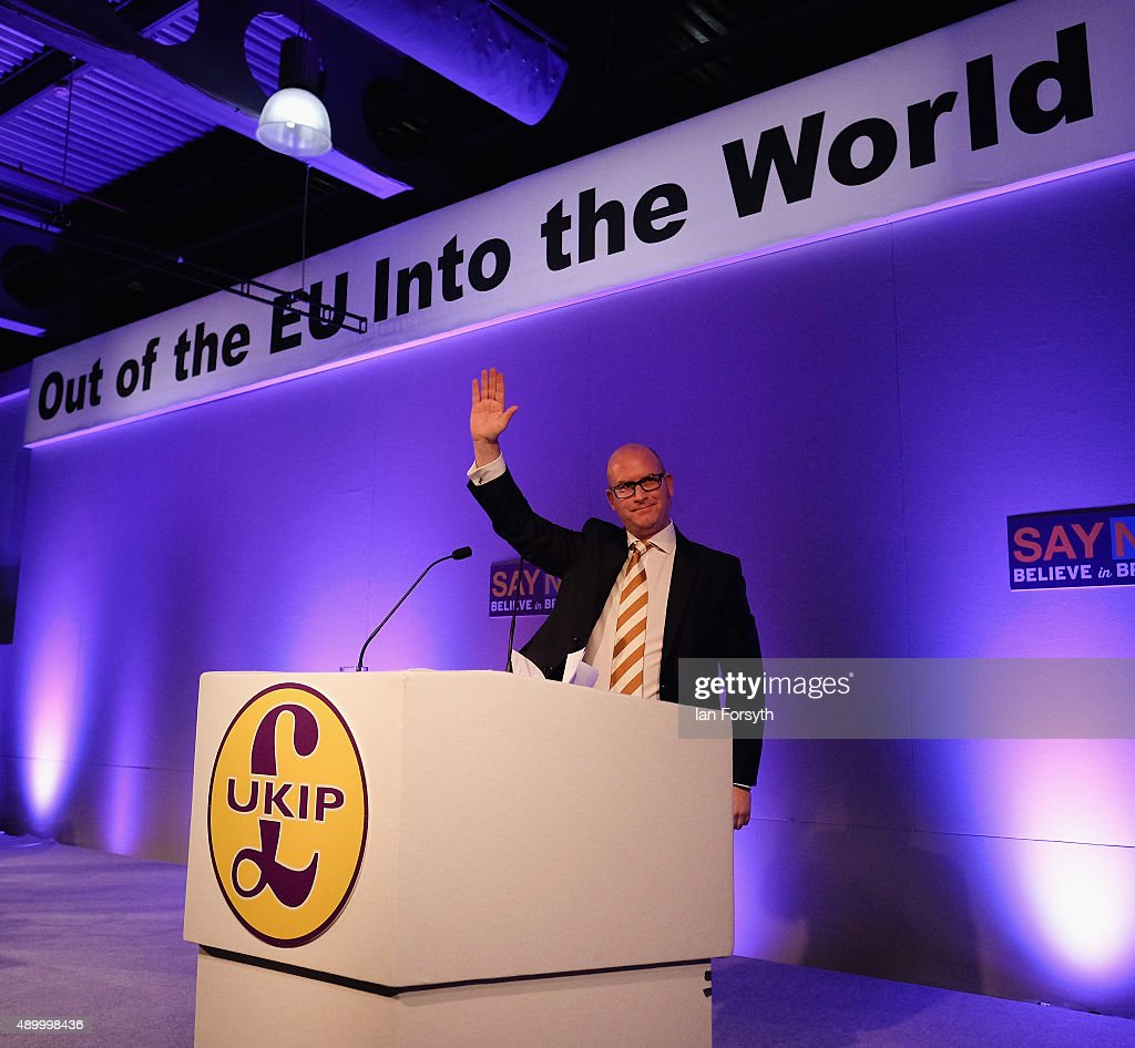 UKIP Autumn Conference 2015 - Day 2