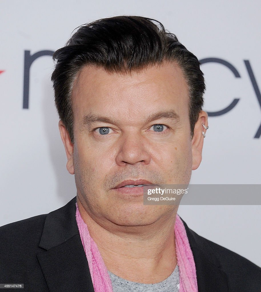 Paul Oakenfold arrives at Macy's Passport Glamorama 'Fashion Rocks' at Create Nightclub on September 9, 2014 in Los Angeles, California.