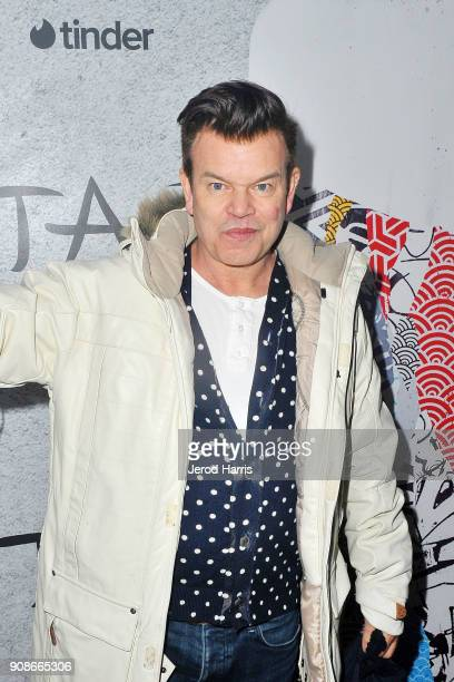 Paul Oakenfold attends TAO Park City Presented by Tinder and Tequila Don Julio at TAO Park City at TAO Park City on January 21 2018 in Park City Utah