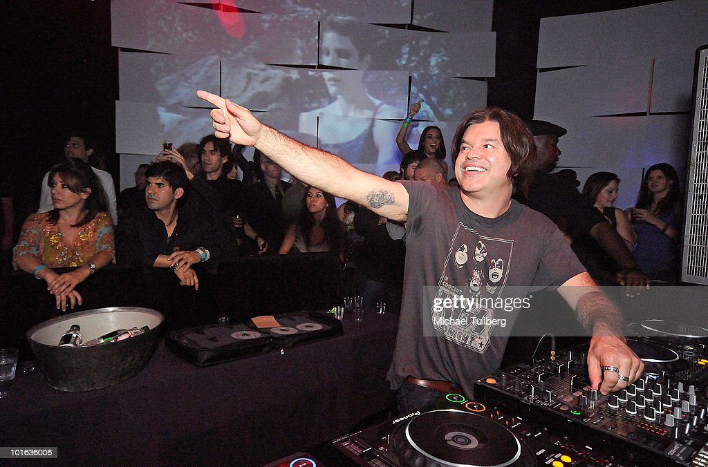 DJ Paul Oakenfold performs at the 'Concert For The Amazon' rain forest benefit, held at the Avalon nightclub on June 4, 2010 in Hollywood, California.