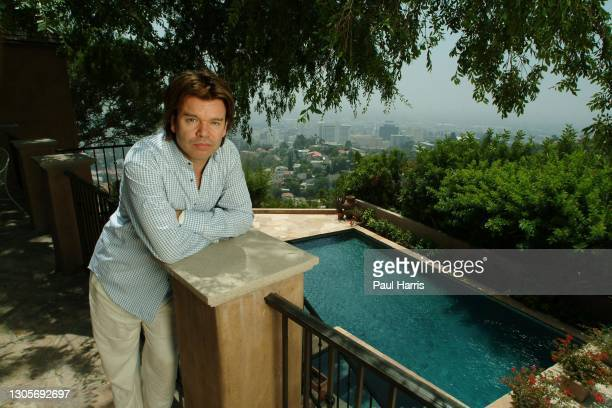 """Paul Oakenfold, superstar DJ from the United Kingdom who scored soundtracks for """" Matrix Reloaded"""" has sold this 5000 Sq ft Hollywood Hills home,..."""