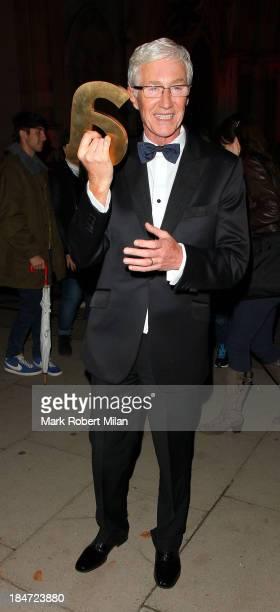 Paul O'Grady attending the Attitude Magazine Awards on October 15 2013 in London England