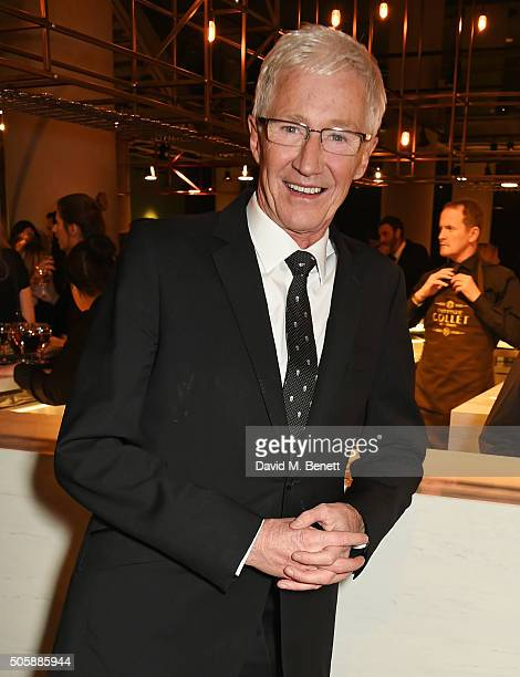 Paul O'Grady attends the 21st National Television Awards at The O2 Arena on January 20 2016 in London England