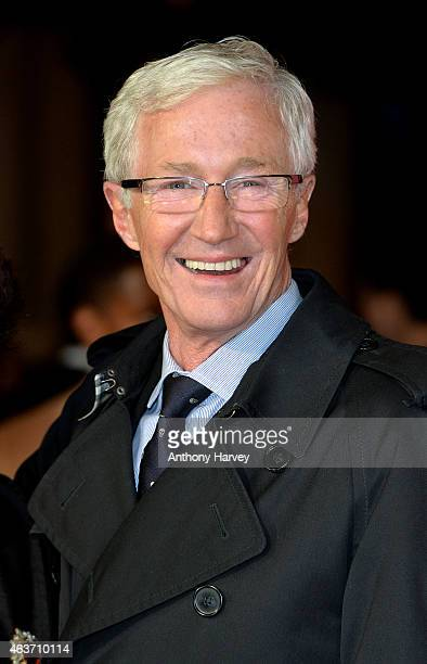 Paul O'Grady attends The Royal Film Performance and World Premiere of 'The Second Best Exotic Marigold Hotel' at Odeon Leicester Square on February...