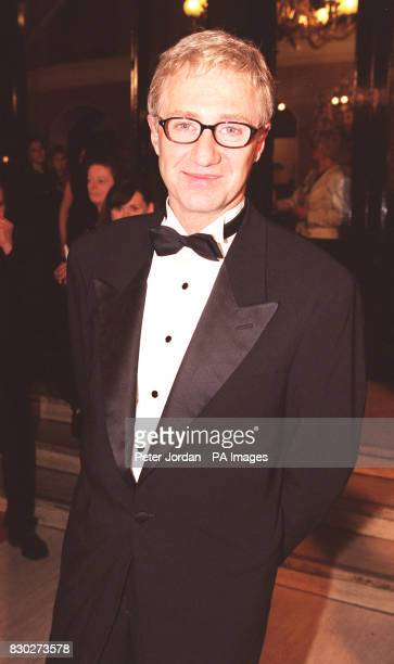Paul O'Grady better recognised as Lily Savage arriving at The Royal Albert Hall for the National Television Awards