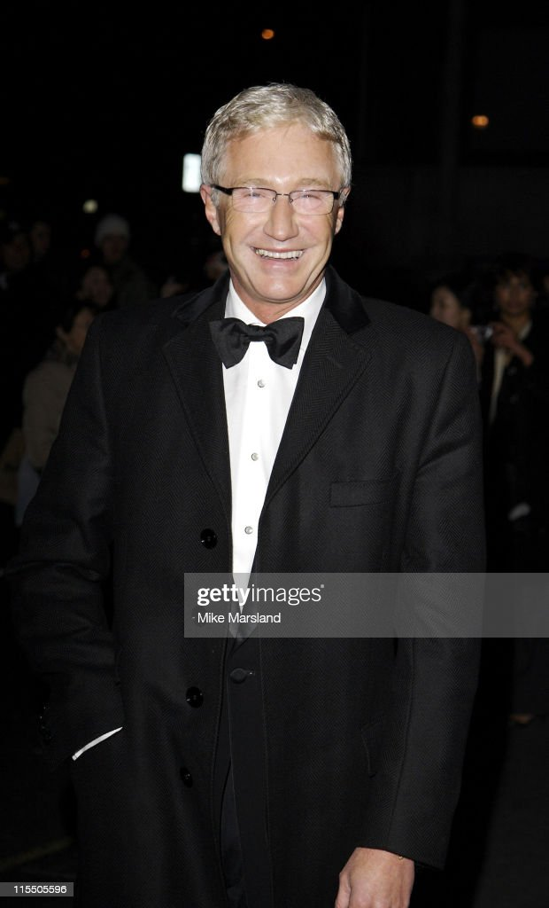 Paul O'Grady during 2006 Laurence Olivier Awards - Outside Arrivals at London Hilton in London, Great Britain.