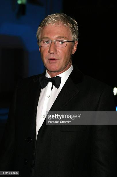 Paul O'Grady during ITV's 50th Anniversary Royal Reception Outside Arrivals at Guildhall in London Great Britain