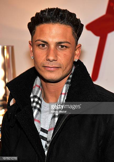 "Paul ""Pauly D"" DelVecchio attends Z100's Jingle Ball 2010 presented by H&M at Madison Square Garden on December 10, 2010 in New York City."