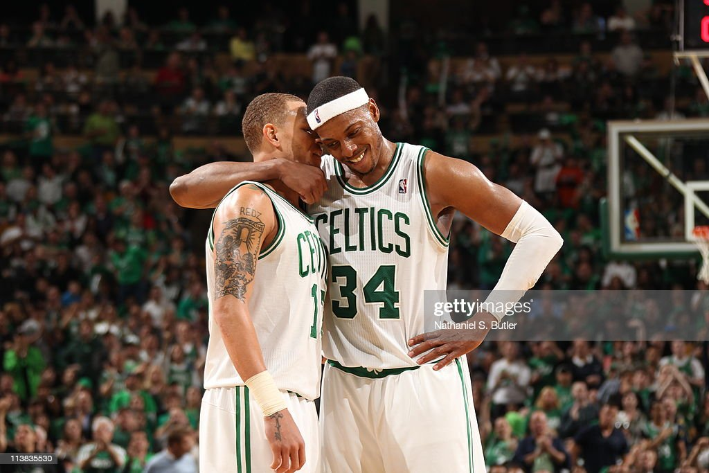 Miami Heat v Boston Celtics - Game Three : News Photo