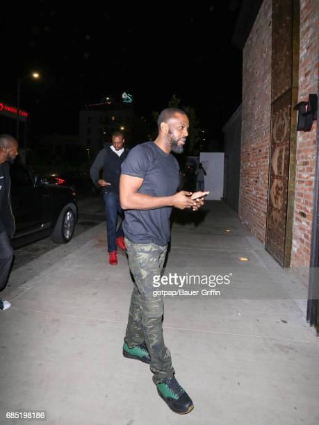 Paul Pierce is seen on May 18 2017 in Los Angeles California